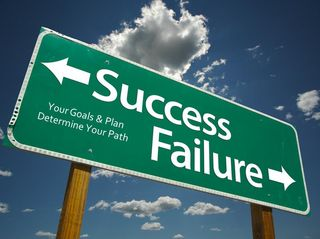 SuccessVsFailureSign