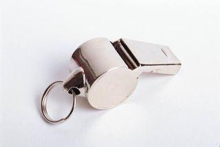 Coaching-Whistle